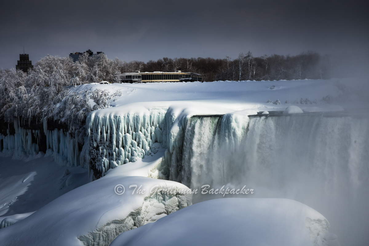 Frozen Niagara Falls 2015 Part 9