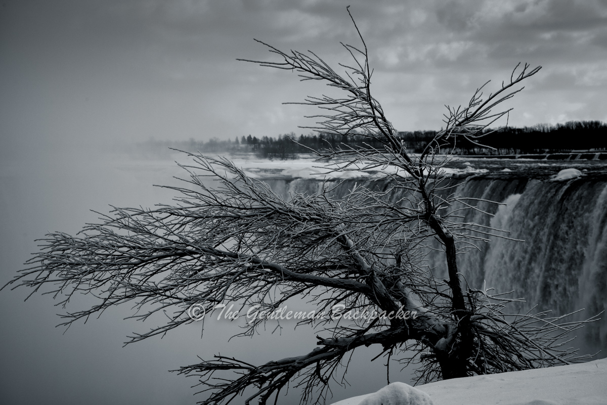 Frozen Niagara Falls 2015 part 4